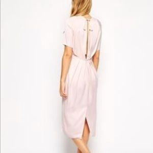 Blush Asos dress
